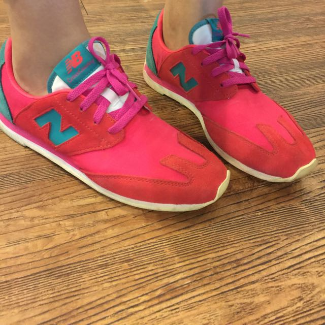 New balance Cross country 女版25cm