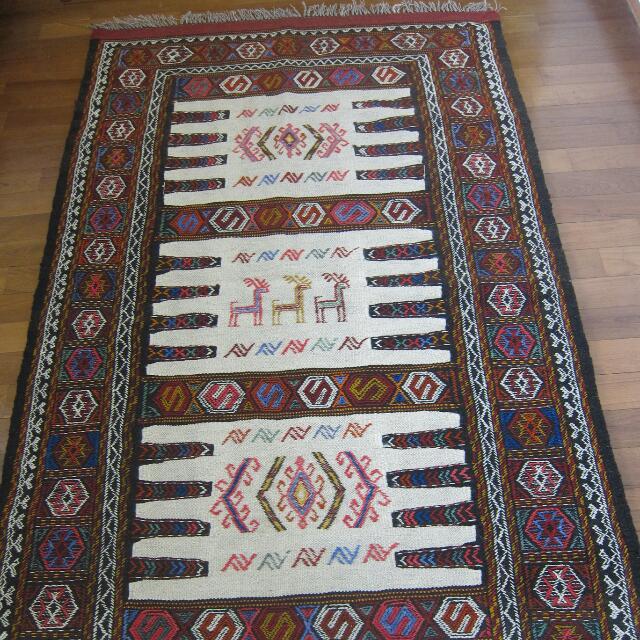 Persian Kilim Rug Furniture On Carou