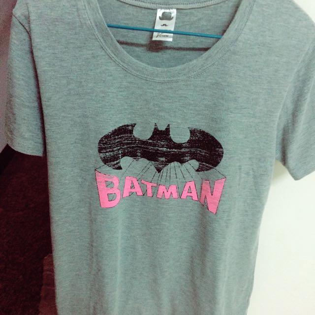 蝙蝠俠長版T Shirt
