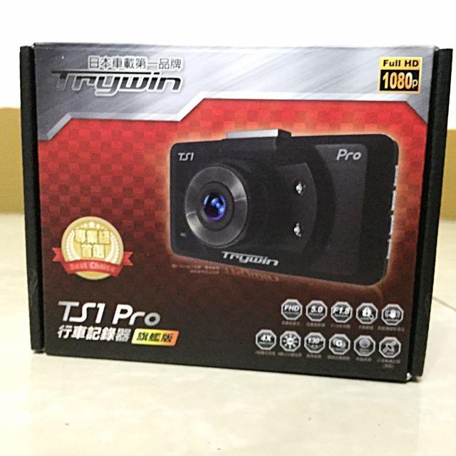 (全新)Trywin TS1 pro 1080p Full HD 行車紀錄器