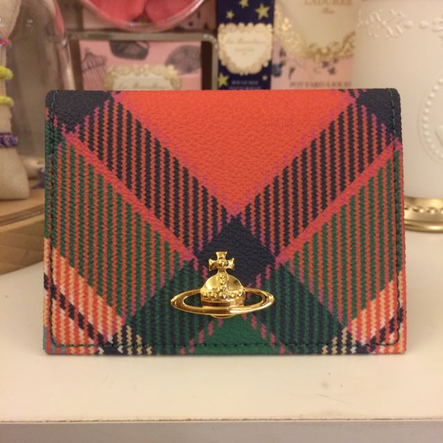 Vivienne Westwood Leather Card Holder 票卡夾 證件夾 名片夾