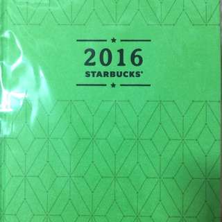 星巴巴2016年曆