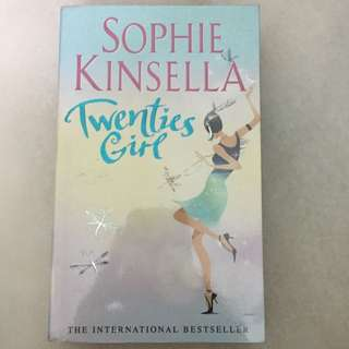 Twenties Girl by Sophie Kinsella [International Bestseller]