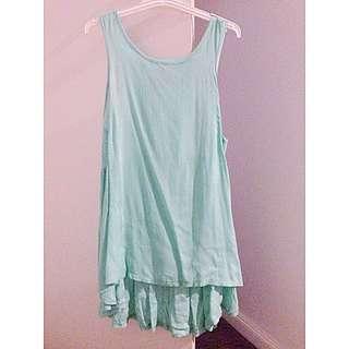 Ally Long Top/ Short Dress