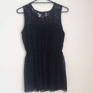 Black Summer Dress