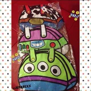 日本帶回 迪士尼 玩具總動員 胡迪造型 包包