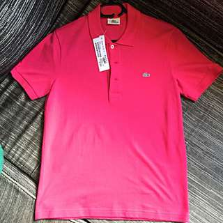 Brandnew Lacoste Stretch Fit Polo Shirt