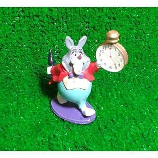 迪士尼 愛麗絲夢遊仙境 時間兔
