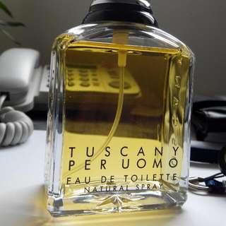 Aramis Tuscany Per Uomo 3.4oz 100ml 稀有經典男性古龍水