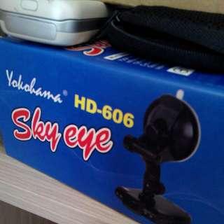 YOKOHAMA HD-606 行車紀錄器