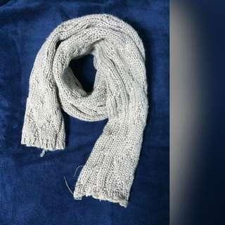 含運/藕色圍巾