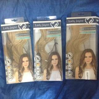 Brand New Lady Jayne Hair Extension