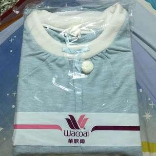 華歌爾 全套冬季睡衣 全新 L號