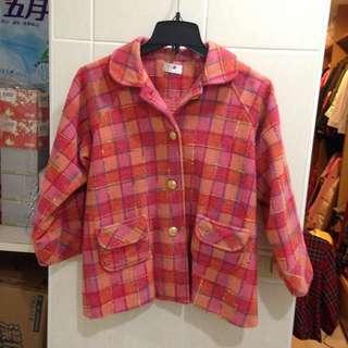 女童外套大衣(兒童外套)