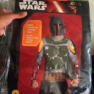 STAR WARS COSPLAY 星際大戰 服裝面具