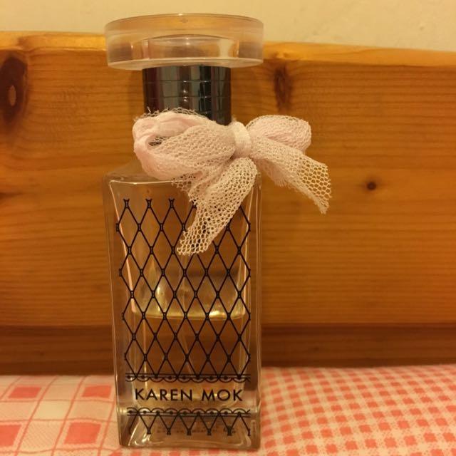 莫文蔚同名香水