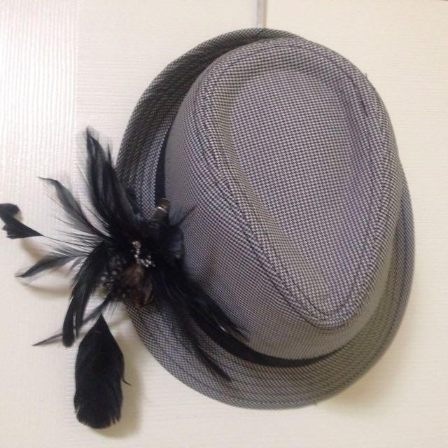 🌺時尚紳士帽