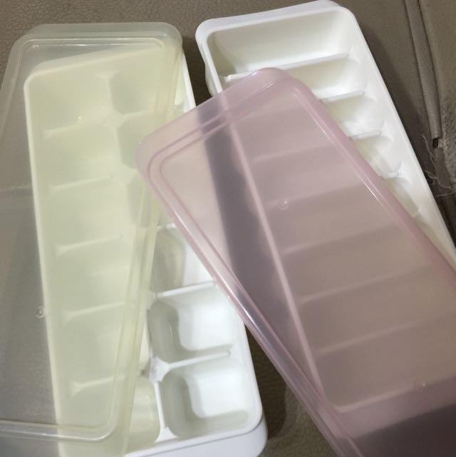 副食品冷凍盒