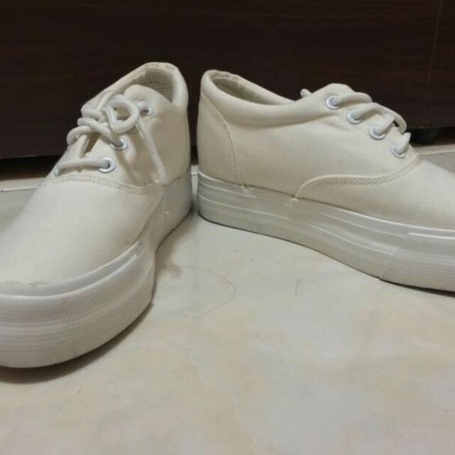 內增高懶人鞋