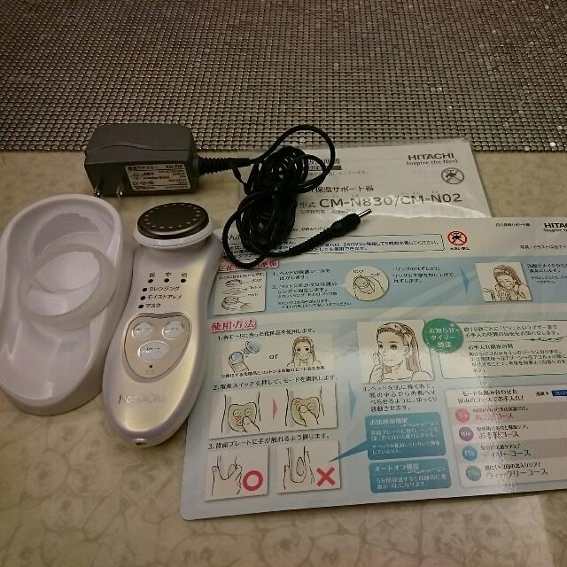 【保留】日立 Hitchi 導入儀 CM-N830