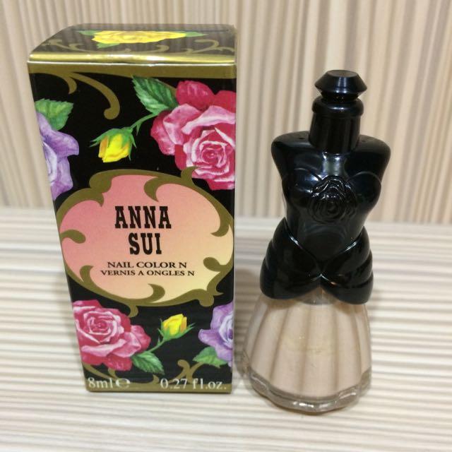 Anna Sui 指甲油