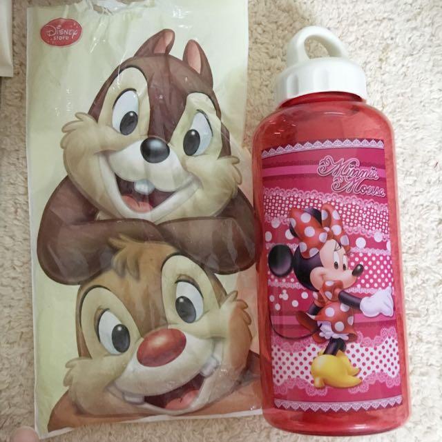 Disney迪士尼的正版米妮水壺