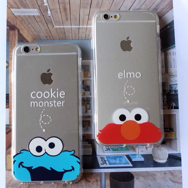 Elmo iPhone 手機殼