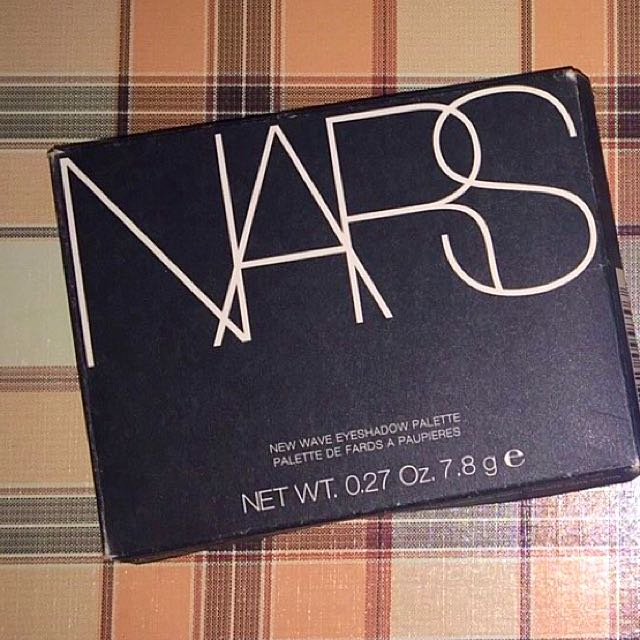NARS New Wave Palette