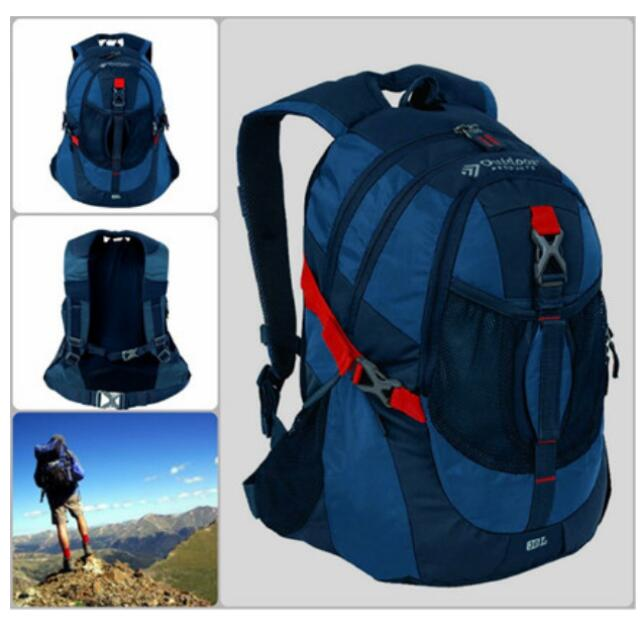 fe6a91aa09b5 Outdoor Products 30L Waterproof Daypack Backpack Rucksack For School ...