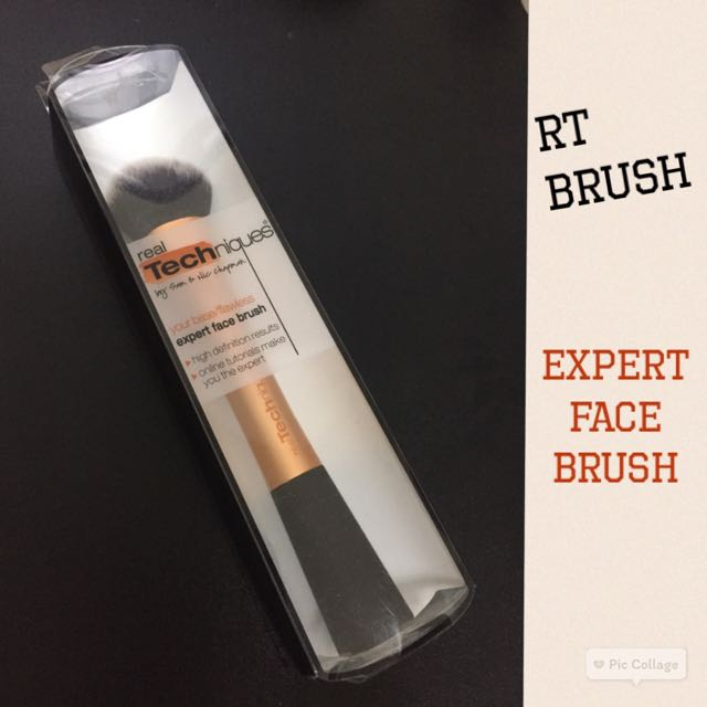 [待匯款至12/20]Real Techniques Expert Face Brush RT刷具 粉底刷