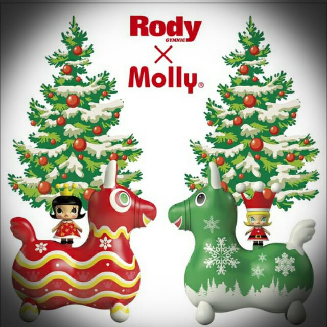 Rody × Molly 存錢桶