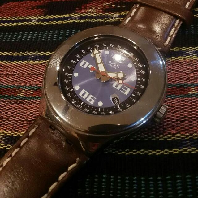 SWATCH  Authentic Swatch Irony YNS 401 1