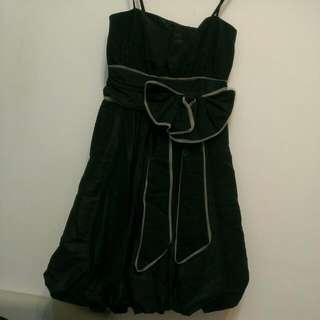 氣質款黑色小禮服