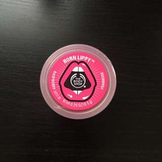 Body Shop Born Lippy (Raspberry)