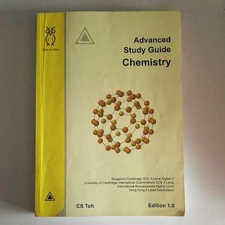 Advanced Chemistry Study Guide