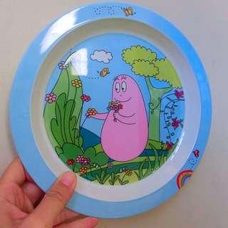 泡泡先生盤子