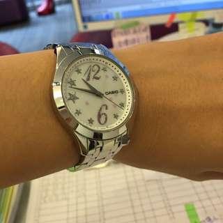 2手星星✨✨CASIO手錶