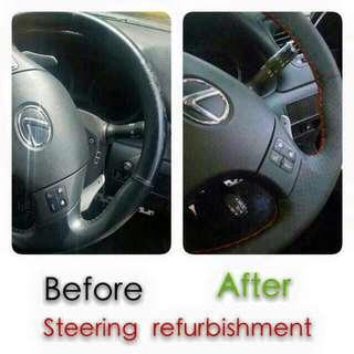 Steering Refurbishment
