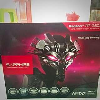 Radeon R7 260x Graphics Card