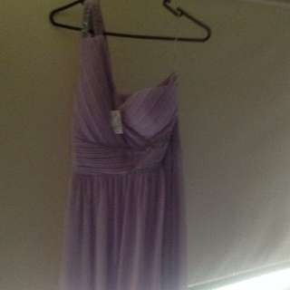Brand New With Tags Formal Lilac Dress From Dotti Size 14 Can Fit Size 16 Due To Elastic Behind $35 Negotiable