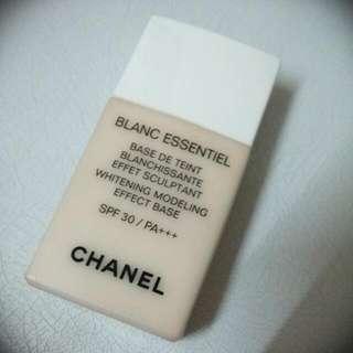 含運 香奈兒 妝前防護乳