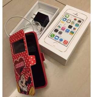 I PHONE 5S 灰黑色32G