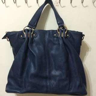 新✨✨深藍時尚提包