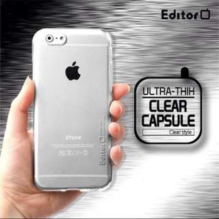 PENDING A8 Clear Jelly Case