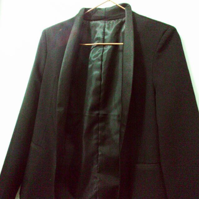 兩穿正式西裝外套