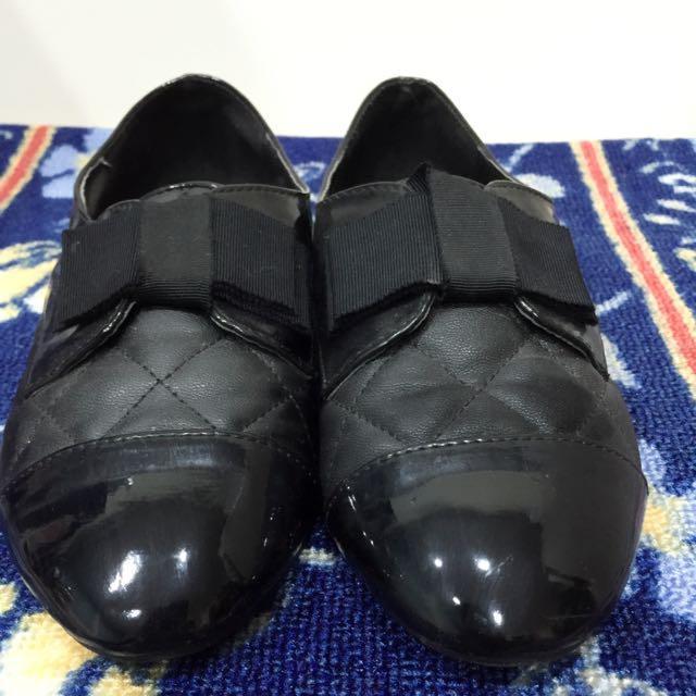 正韓小香風鞋 尺寸36