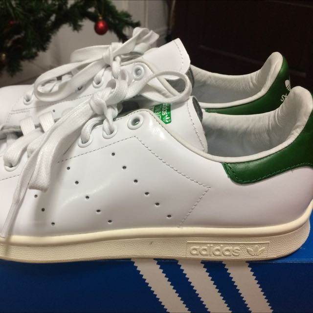 buy popular 04637 43806 Adidas Stan Smith classic, Sports on Carousell