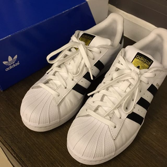 Adidas Superstar 金標 尺寸26.5cm