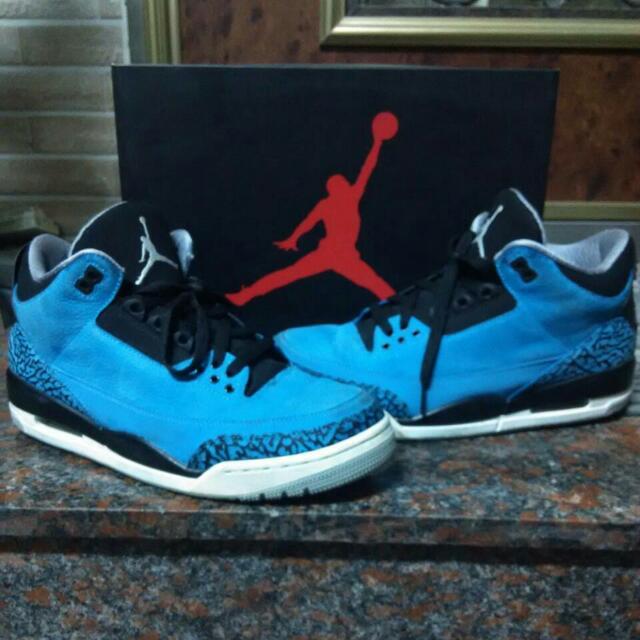 Air Jordan3 Retro aj3 Us9男鞋