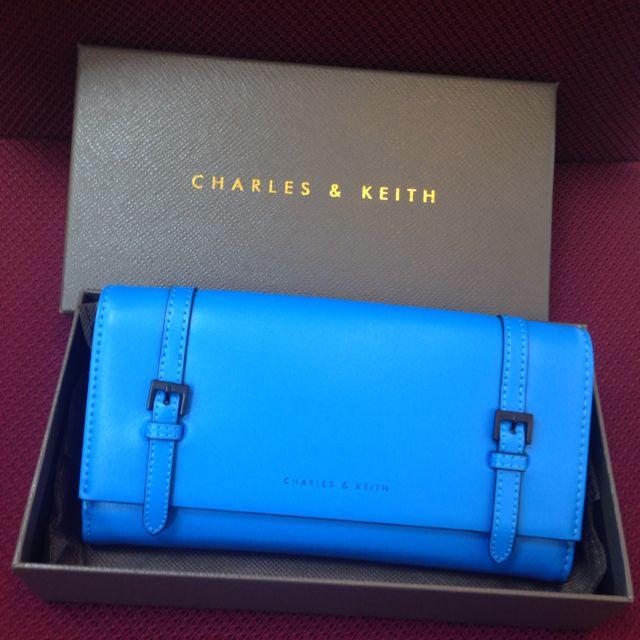新加坡小CK Charles&Keith 皮夾